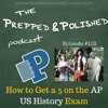 """P&P Tutoring Tips Grammar Episode 103: """"How to Get a 5 on the AP US History Exam"""""""