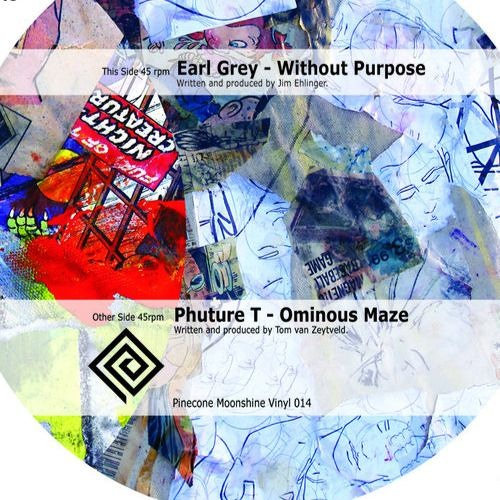 Phuture-T - Ominous Maze