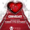 Red Velvet Bank Holiday Sunday 27th Dec 15, MORDENS