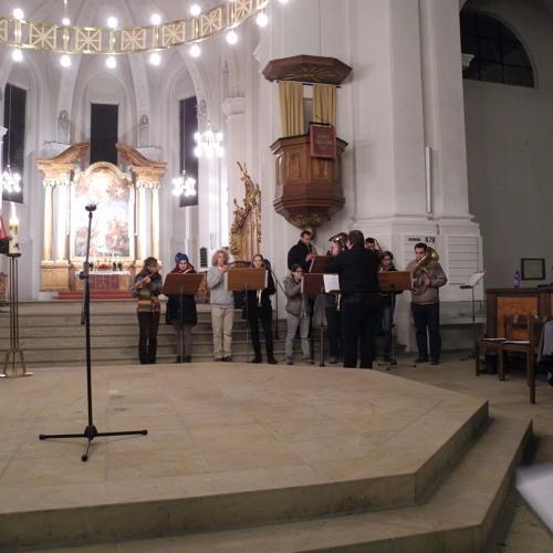 Blechprojekt - Hark the Herald Angels sing