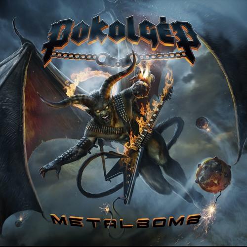 Pokolgep - Metalbomb