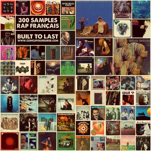 300 Samples Rap Français - Built To Last Mix