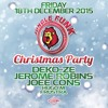 Jungle Funk Recordings Xmas Party 2015 (Mixed By Deko-ze, Jerome Robins, Joee Cons & Hugo M)