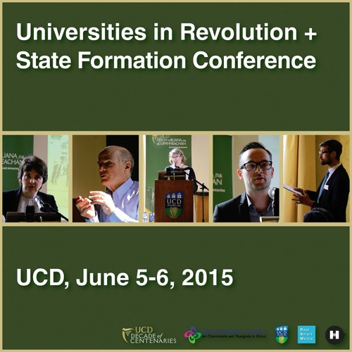 Ruairí Cullen - History honours at the Irish universities c.1890-1910