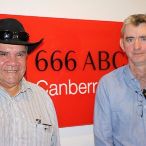 For The Love of Cricket - Prof Mick Dodson and Dr Bill Fogarty with 666's Philip Clark