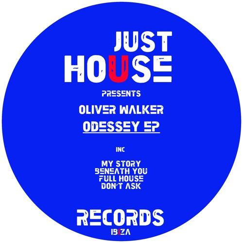Oliver Walker - Odessey EP