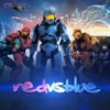Red vs Blue Theme