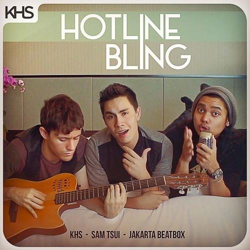 Hotline Bling - Drake - Sam Tsui, KHS, & Jakarta Beatbox Cover
