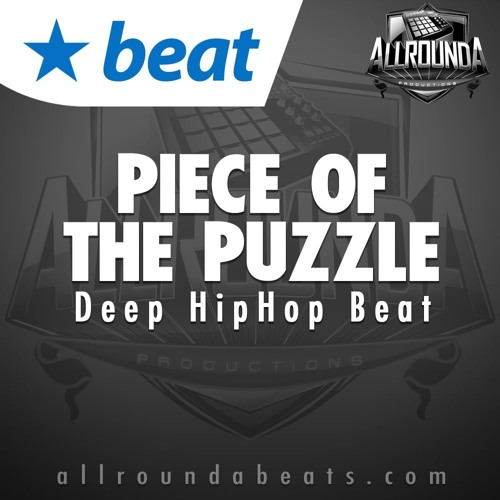 Instrumental - PIECE OF THE PUZZLE - (Beat by Allrounda)
