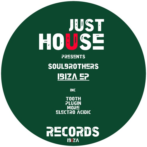 Soulbrothers - Ibiza EP