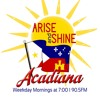 Arise and Shine Acadiana 12-16-15 Ready for the Day
