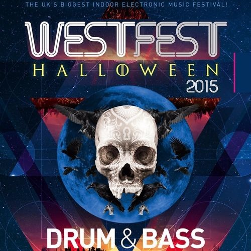 Westfest 2015 Drum & Bass - Guv WF15