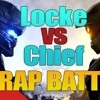 Master Chief Vs. Locke RAP BATTLE By JT Machinima And Teamheadkick - A Halo 5 Rap