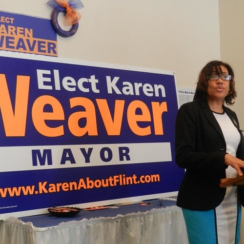 Flint, Michigan Mayor Karen Weaver Addresses Water Crisis