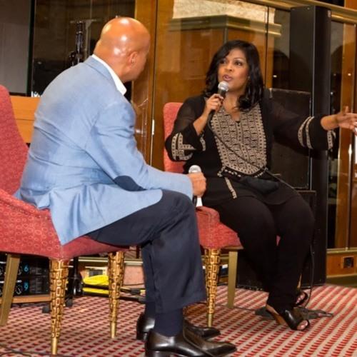 CeCe Winans Interview - Capital Jazz SuperCruise 2015