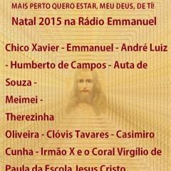 PROGRAMA ESPECIAL DE NATAL - Mais perto quero estar meu Deus de Ti!