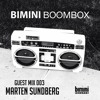 Bimini Boombox - Marten Sundberg - Guest Mix 003 - ★FREE DOWNLOAD★