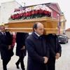 Funerali Edosa a Flumeri