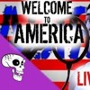 -Welcome To America- - LIVE RAP By JT Machinima