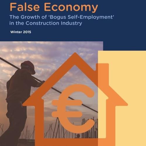 2. Congress Talks, Episode 2: New Deal in Northern Ireland? 'Bogus' Employment in Construction