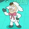Lamby Lamby Dance - Gravity Falls (without background sounds)