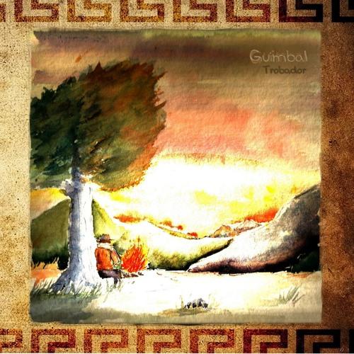 Teaser Album Trobador Guimbal - Livre I Feu