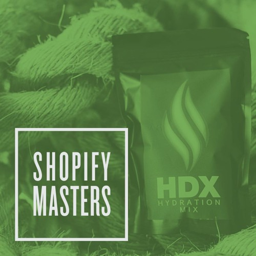 How HDX Hydration Mix Sells Someone a Drink Before They Know What It Tastes Like