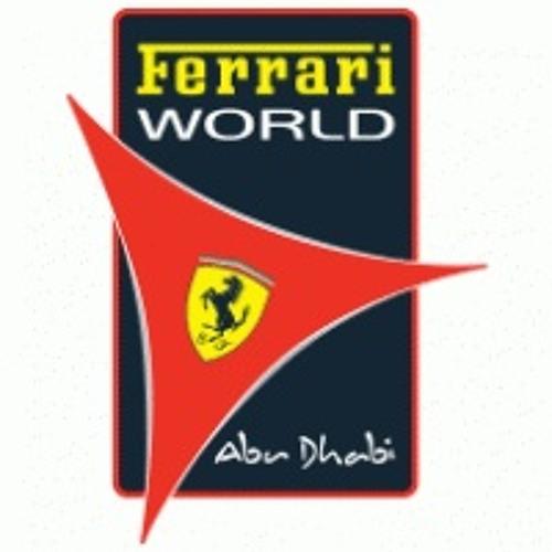 Christmas Parade at Ferrari World