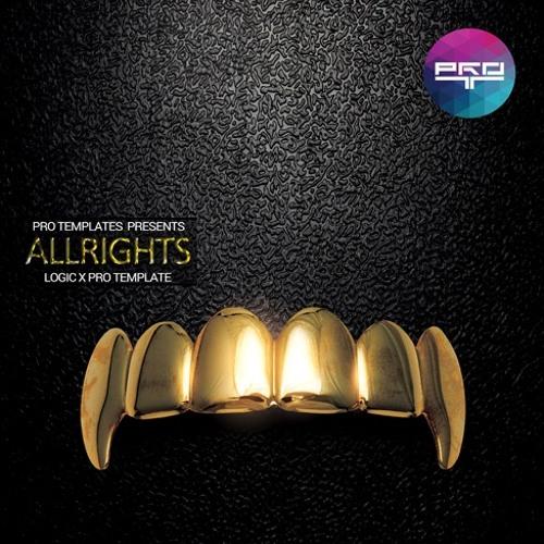Allrights Logic X Pro Template
