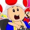 ♪ MARIO KART THE MUSICAL - Cartoon Song Parody