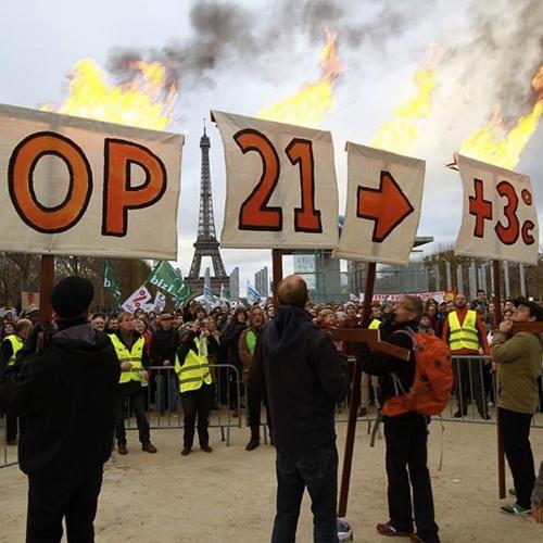 Emission - Eco - Forum - Radio Galère - Post COP 21 du 16 décembre 2015