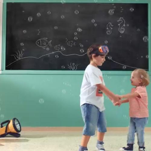 "GSK ""Παιδικά Χαμόγελα"" Campaign - Radio Spot 1"