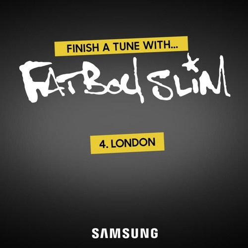 Finish a Tune With Fatboy Slim: London