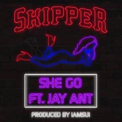 She Go Feat. Jay Ant (prod.  IAMSU!)