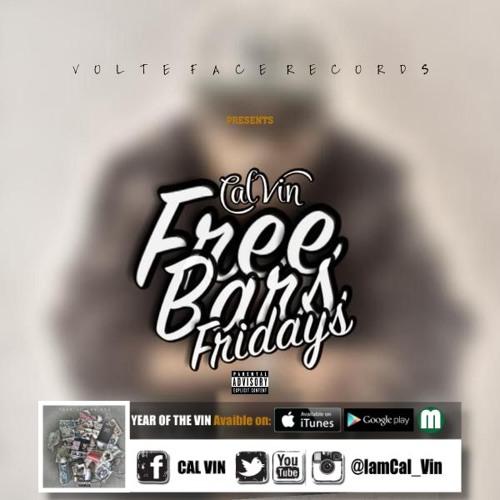 10.Cal_Vin - The Warning #FreeBarsFridays