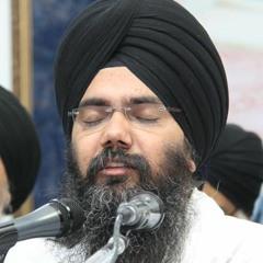 Mere Ram Rai Tudh Chit - Bhai Manpreet Singh Ji Kanpuri