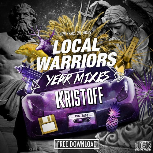 Warriors Year By Year: Local Warriors Year Mix (Garage / Bass House