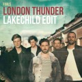 Foals London Thunder (Lakechild Remix) Artwork