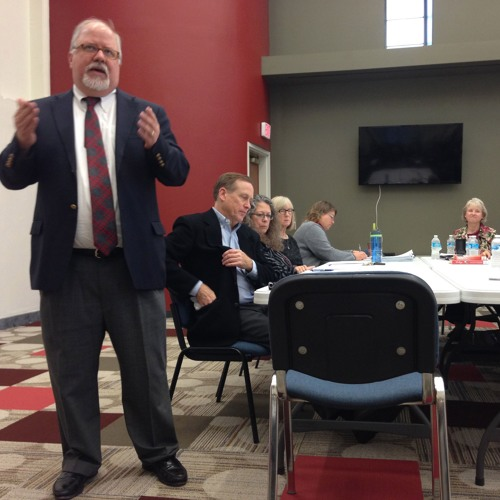 Community Matters - Tom Rankin Explains $60,000 Offer to Help Prendergast Library
