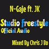 N-Gaje ft. JK - Studio Freestyle - Official Audio