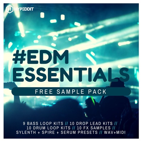 FREE DOWNLOAD for Hypeddit PRO Users: EXCLUSIVE SAMPLE PACKS! by