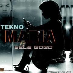 Maria - Tekno Ft Selebobo