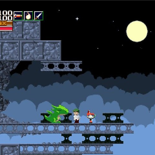 Cave Story - Moonsong (Quick Glitch Hop Remix)