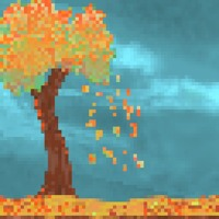 "Cover of Ludum Dare #34 - ""Keep Growing"" - Autumn Theme"