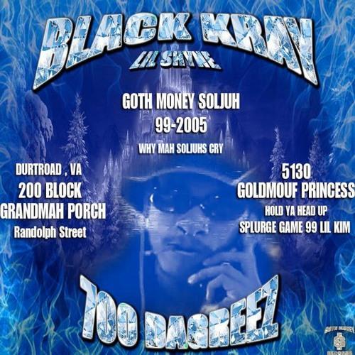 black kray 700 dagreez