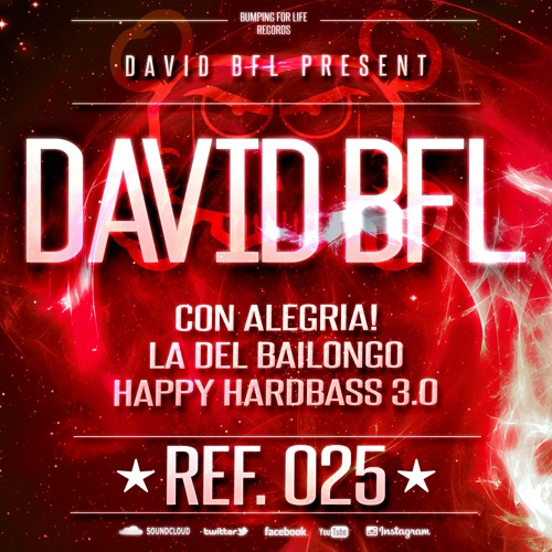 Dj David - Happy Hardbass 3