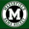 Marshfield Rams Hockey Warmup 15-16
