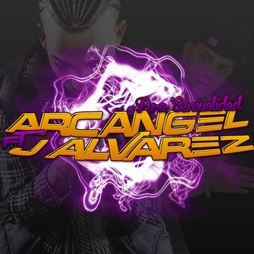 Pura Sensualidad Arcangel Ft J Alvarez Dj TenzoFlow