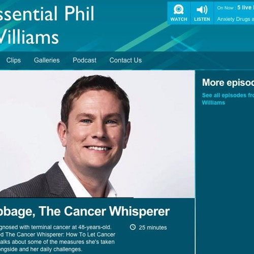 BBC Radio 5 Live with Phil Williams | Interview with Sophie Sabbage