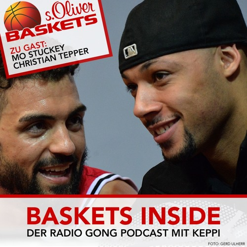 Baskets Inside #3 mit Moe Stuckey und Christian Tepper